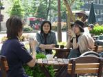 岡山にオープンカフェ02