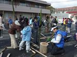 竹ぞり作り